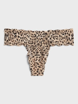 Cosabella | Never Say Never Printed Cutie Thong