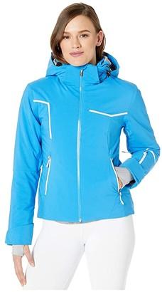 Spyder Protege Jacket (French Blue) Women's Coat