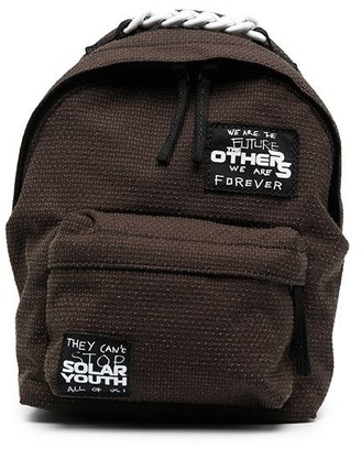 Eastpak x Raf Simons Logo Patch Mini Backpack
