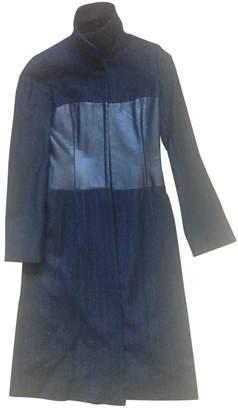 Frankie Morello Black Cashmere Coats