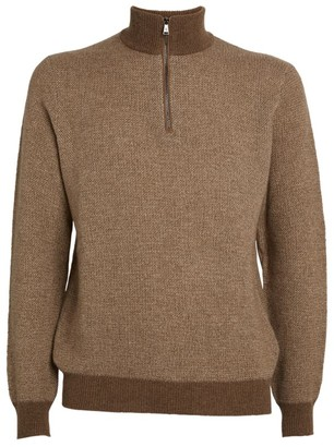 Ralph Lauren Half-Zip Sweater