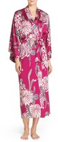 Natori Women's Aizome Satin Robe