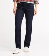 L.L. Bean Women's L.L.Bean Performance Stretch Jeans, Straight Leg