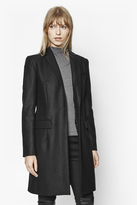 French Connection Milo Melton Tailored Coat
