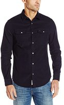 Original Penguin Men's Long Sleeve Corduroy Shirt