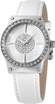 Dolce & Gabbana Women's SUNDANCE DW0525 White Leather Quartz Watch with Dial