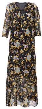 Ikks BP30195-02 women's Long Dress in Multicolour