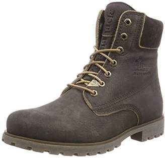 Panama Jack Men's Panama 03 Wash Cold lined biker boots short shaft boots and bootees,8 UK