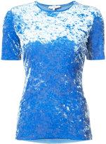 Tibi velvet T-shirt