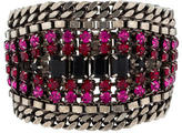 Dannijo Crystal Cuff Bracelet