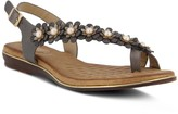 Spring Step Patrizia by Adjustable Toe-Loop Sandals - Setrella