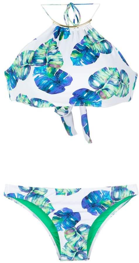 BRIGITTE halter neck bikini set
