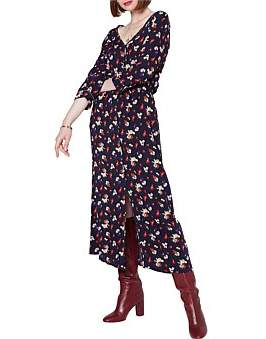 Mila Louise Grace and Terracotta Dress