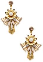 Elizabeth Cole Alisanne Statement Earrings