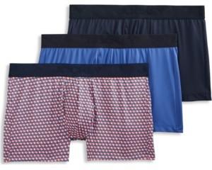 Jockey Men's Flex 365 Micro Stretch Trunk 3 pack
