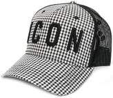 Dsquared2 Icon houndstooth cap