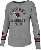 '47 Women's Arizona Cardinals Encore Long Sleeve T-Shirt