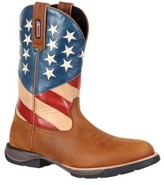 "Rocky Men's 11"" LT Flag Western Boot RKW0213"