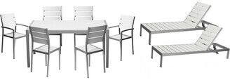 Pangea Roy 9Pc Patio Set