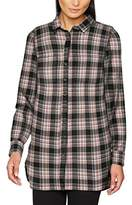 Fat Face Women's Ottilie Check Longline Shirt