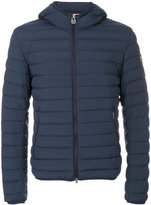 Colmar crease effect down jacket