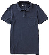 Timberland Ashuelot River Slim-Fit Short-Sleeve Pocket Polo Shirt