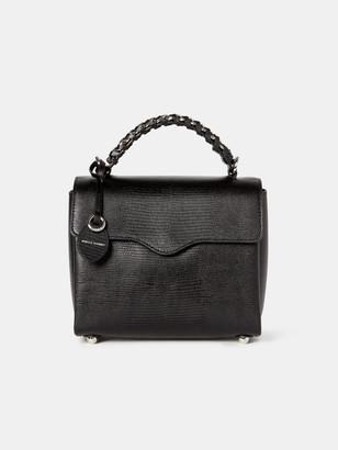 Rebecca Minkoff Chain Leather Satchel