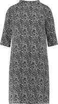 Goat Alexa printed twill dress