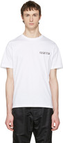 Tim Coppens White Acid T-shirt