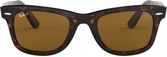 Ray-Ban Original Wayfarer Classic Polarised Sunglasses