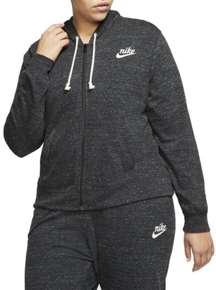 Nike Plus Size Full-Zip Hoodie