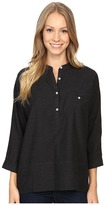 Lilla P Shirting Easy Dolman Blouse
