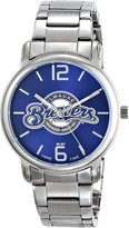 """Game Time Women's MLB-AAR-MIL """"All-Around"""" Watch - Milwaukee Brewers"""