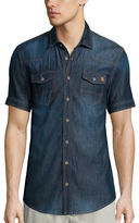 i jeans by Buffalo Mercer Short-Sleeve Denim Shirt