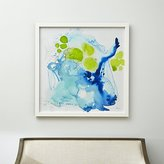 Crate & Barrel Tide Pools Print
