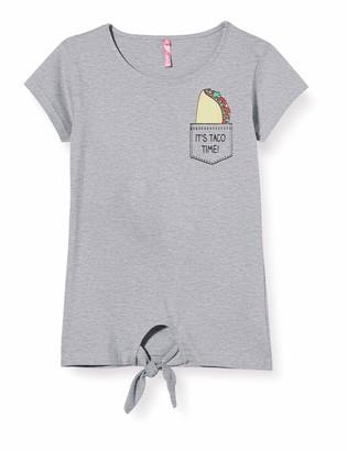 Lina Pink Girls' EF.Taco.TMC Pyjama Top