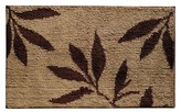 "InterDesign Leaves Bath Rug (34x21"")"