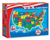Melissa & Doug USA Floor Puzzle