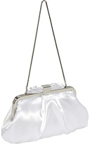 Coloriffics Satin Handbag Topped w/Bow