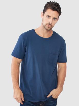 Richer Poorer Pocket Crew T-Shirt