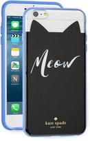 Kate Spade 'meow' iPhone 6 Plus & 6s Plus case