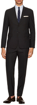 Emporio Armani Solid Wool Suit
