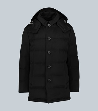 MACKINTOSH Auchavan wool down jacket