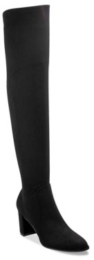 Marc Fisher Luley Wide Calf Over The Knee Boot