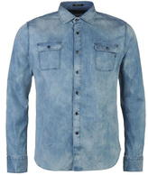 Replay Chambray Pkt Snr64