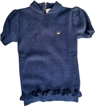 Luella Navy Cashmere Knitwear