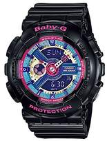 Casio Baby-G – Women's Analogue/Digital Watch with Resin Strap – BA-112-1AER