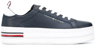 Tommy Hilfiger Platform Low Top Sneakers