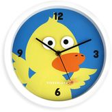 Kikkerland Duck Eyes Wall Clock