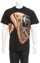 Givenchy Butterfly Print T-Shirt
